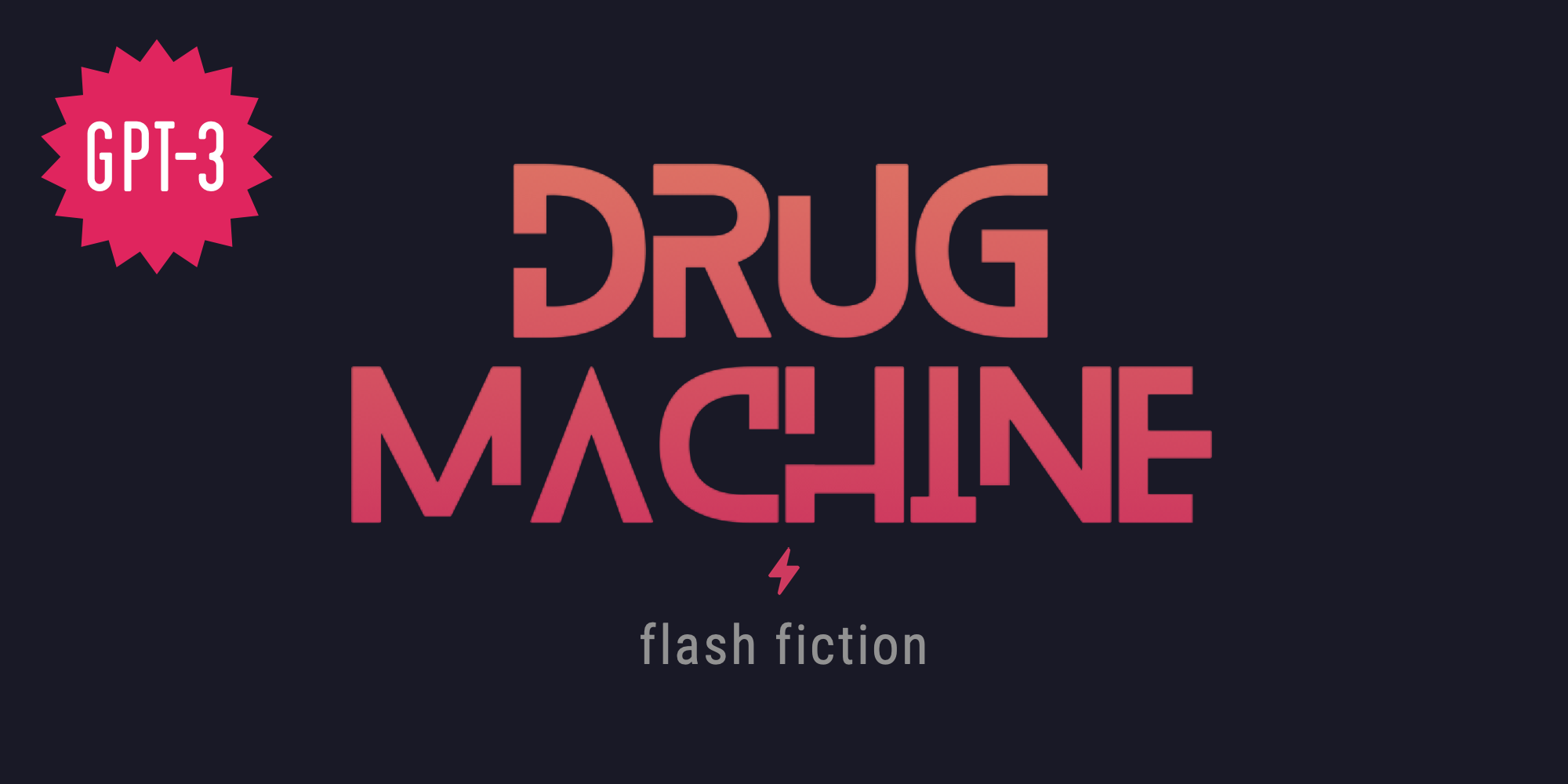 Drug Machine