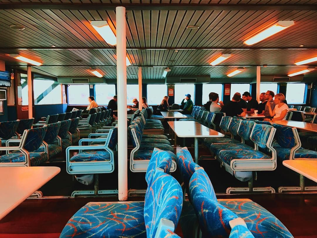 Auckland - Waiheke Ferry