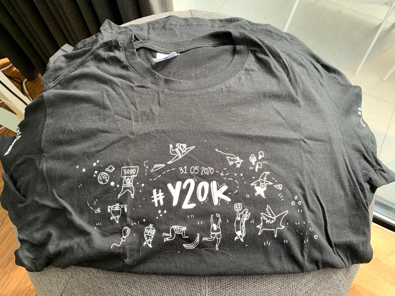y20k shirt