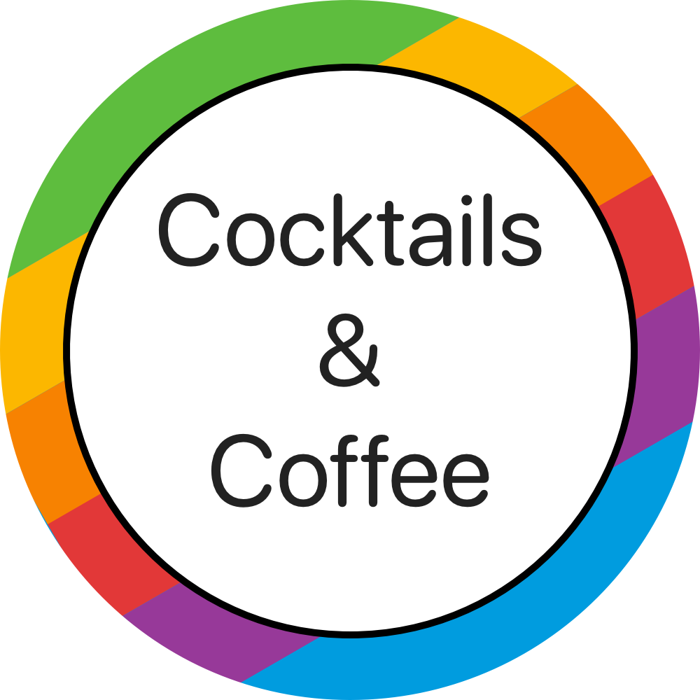 Cocktails and Coffee Logo