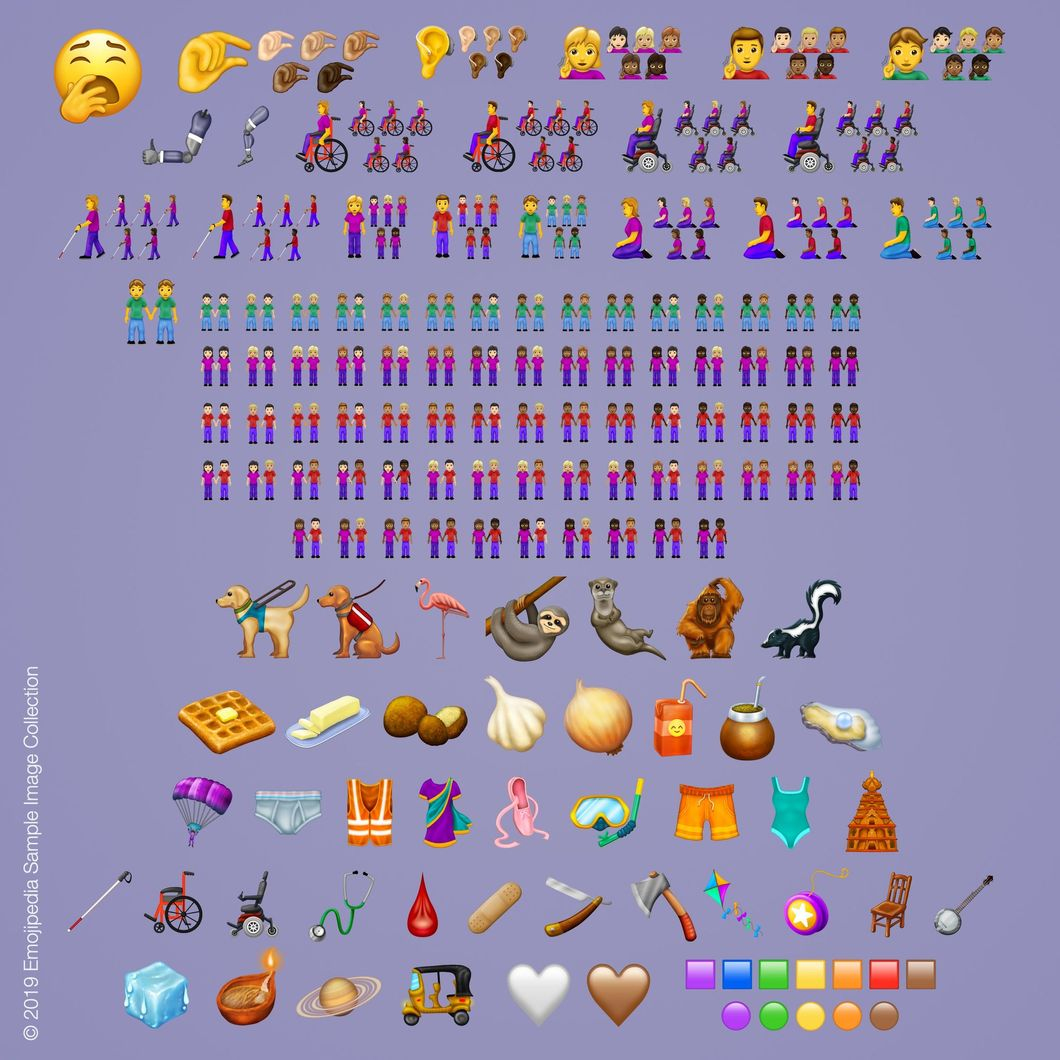 230 New Emojis Coming This Year Banner Image