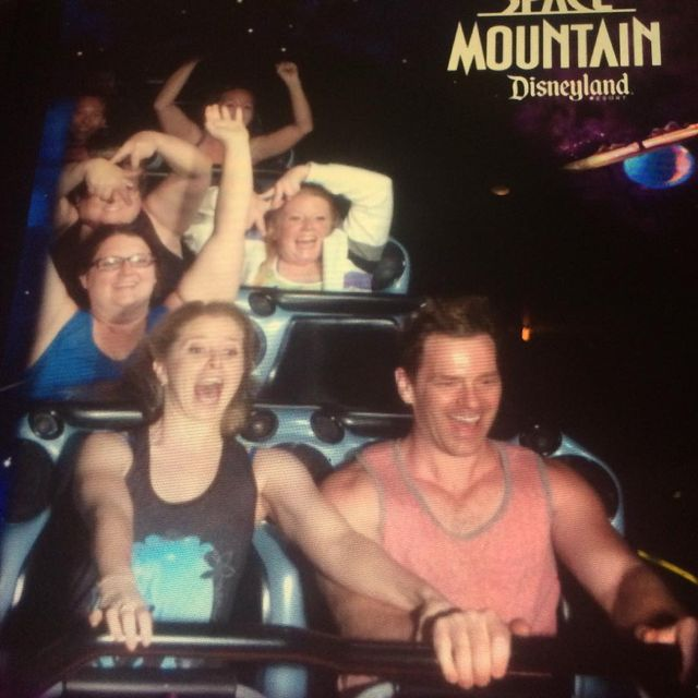 Space Mountain! Banner Image