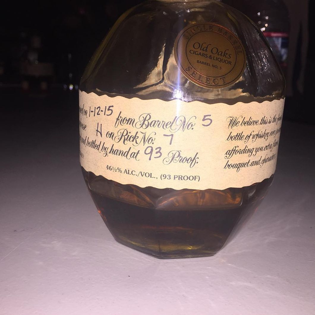 Bourbon tasting, Round 3 Banner Image