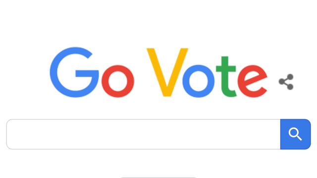 Go Vote Banner Image