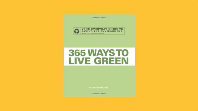 365 Ways to Live Green Banner Image