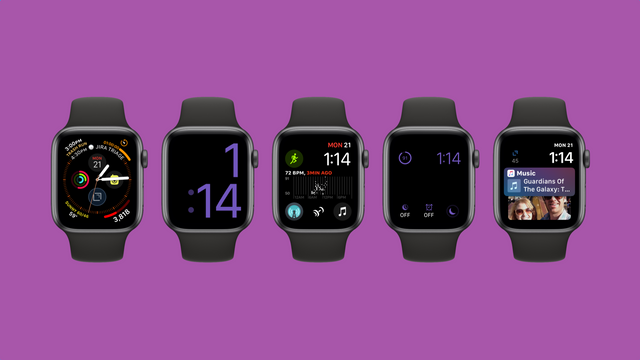 Apple Watch Faces, 2019 Edition Banner Image