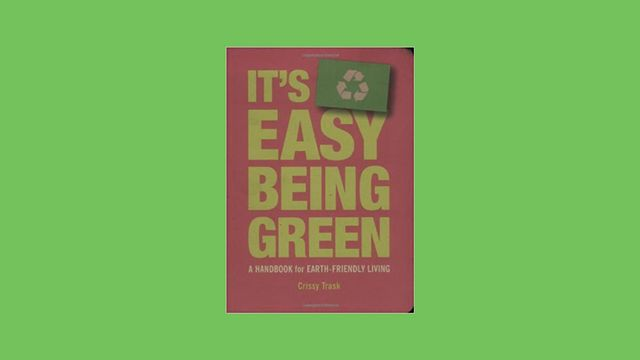 It's Easy Being Green Banner Image