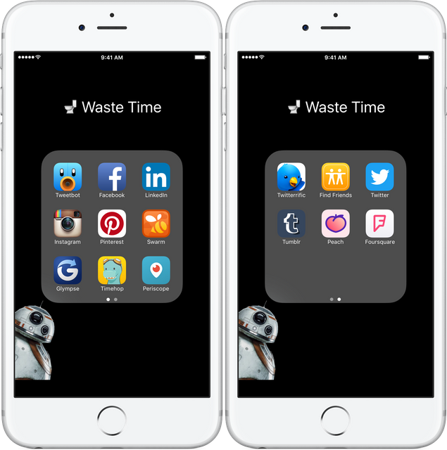 My Social Apps - 2016 Edition Banner Image