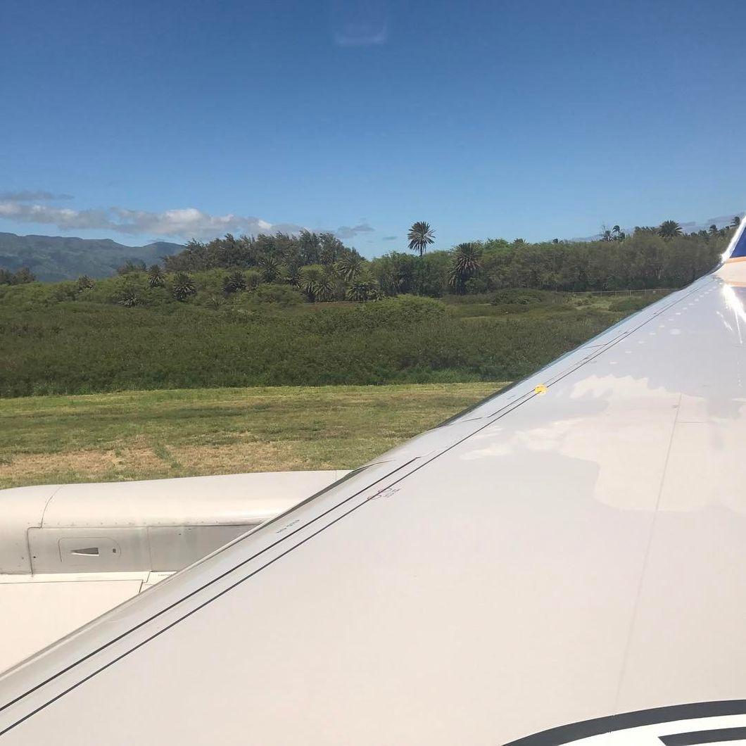 Landed! Banner Image