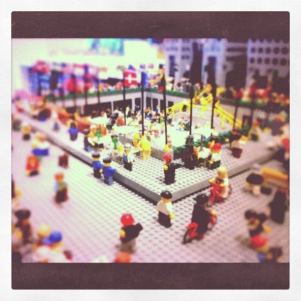Lego Rock Center Banner Image