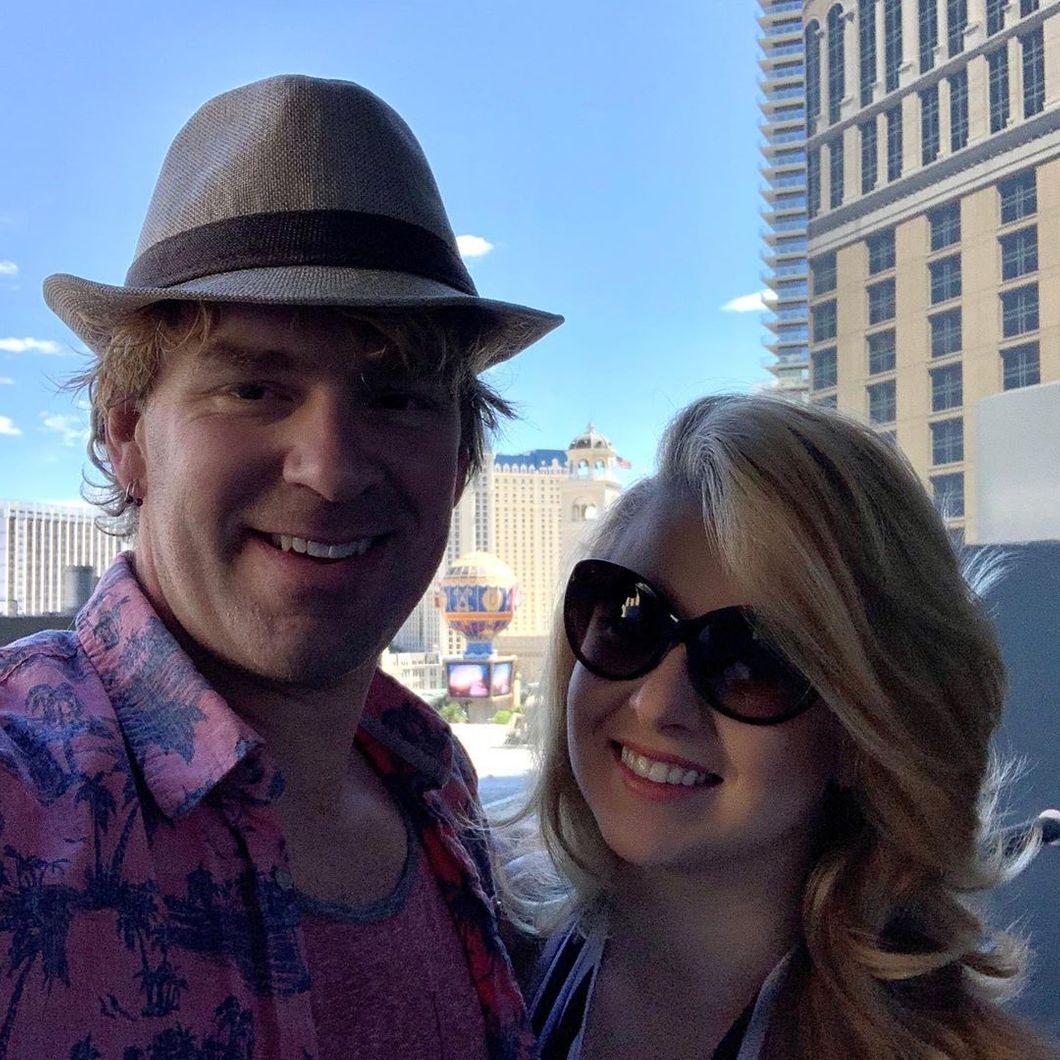 Vegas, Baby! Banner Image