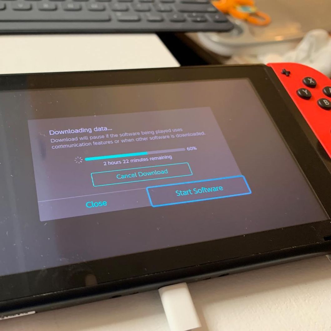 Nintendo's Software Update Sucks Banner Image