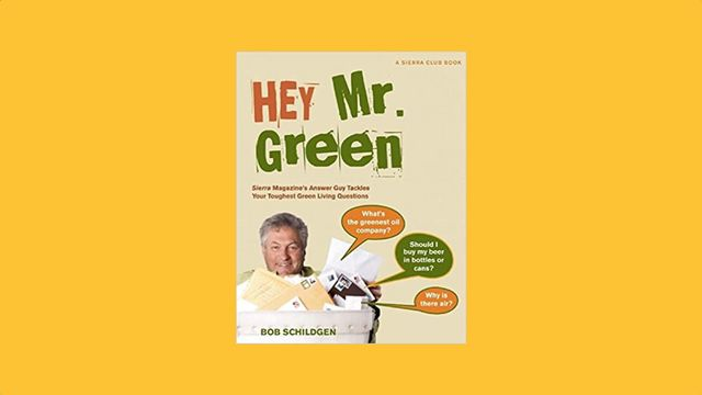 Hey Mr. Green Banner Image