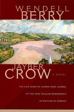 Jayber Cover