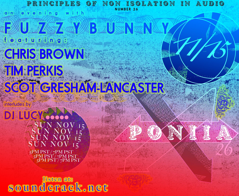 PONIIA 26 Flyer
