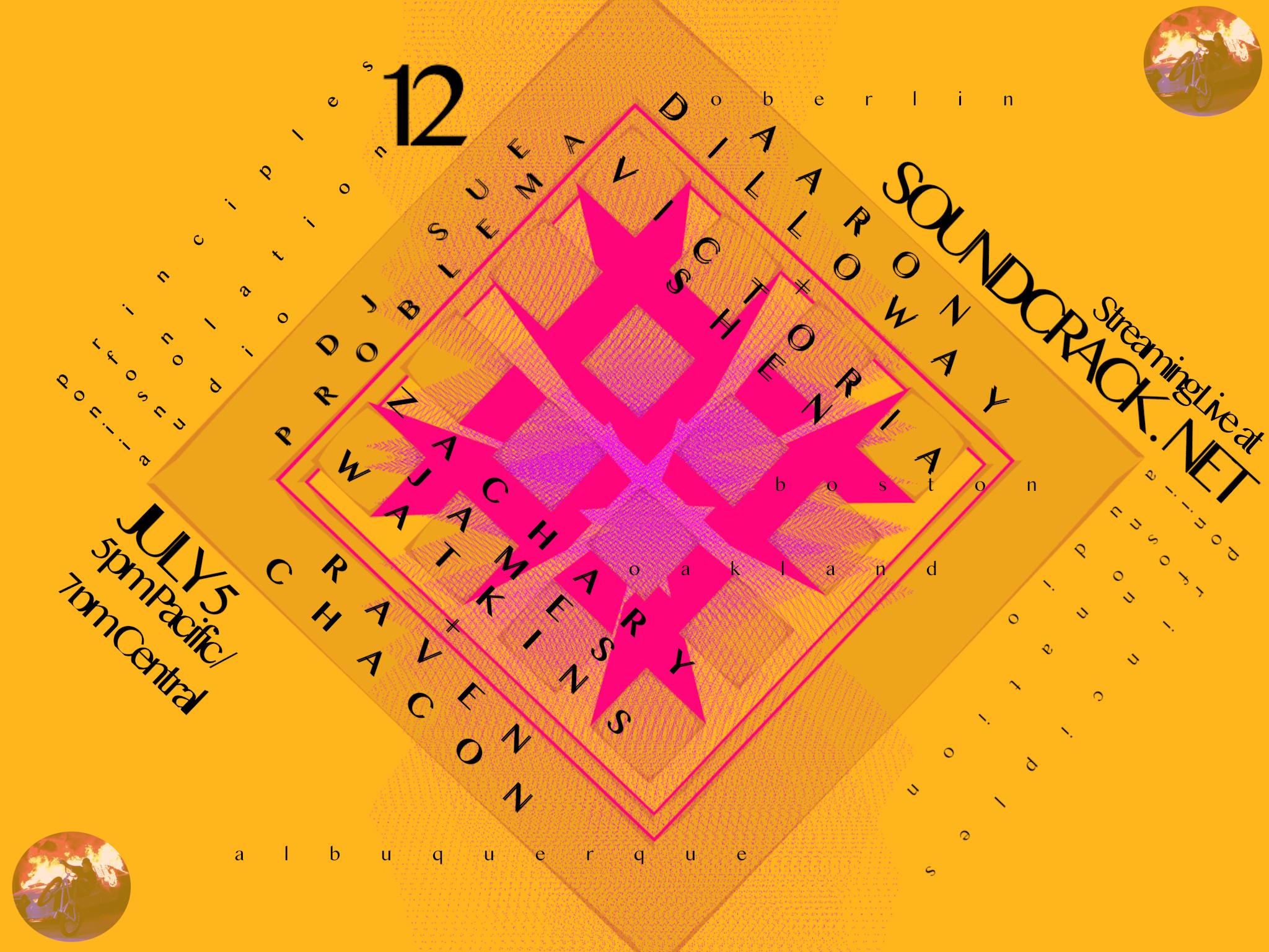 PONIIA 12 Flyer