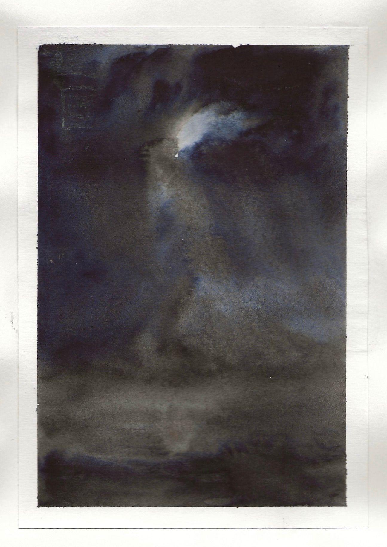 watercolour studies - sequence 1 - #1 - watercolour - 148 x 210mm - 200gsm 120lb