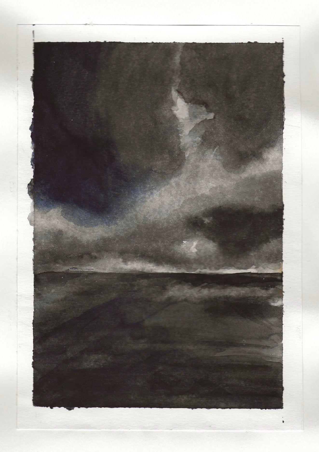 watercolour studies - sequence 1 - #2 - watercolour - 148 x 210mm - 200gsm 120lb