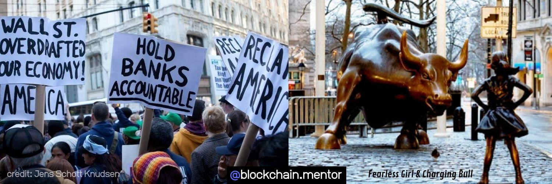 La crise de 2008 - Wall Street