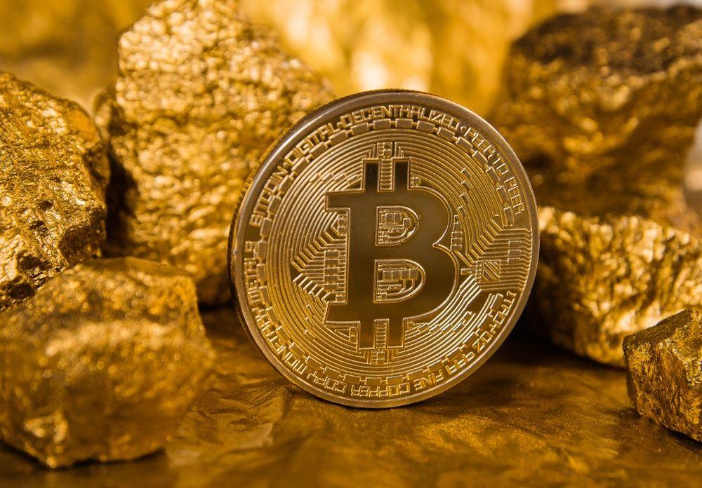 Bitcoin, l'Or digital.