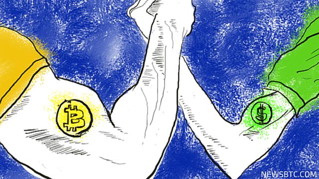 Quand on voit comment le Bitcoin a décollé en 10 ans, imagines dans 20 ans. - credit: newsBTC