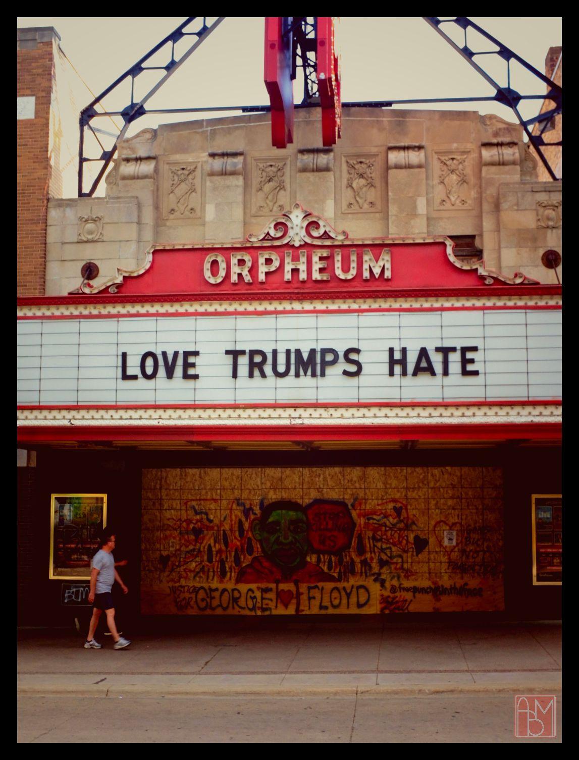 Love trumps.