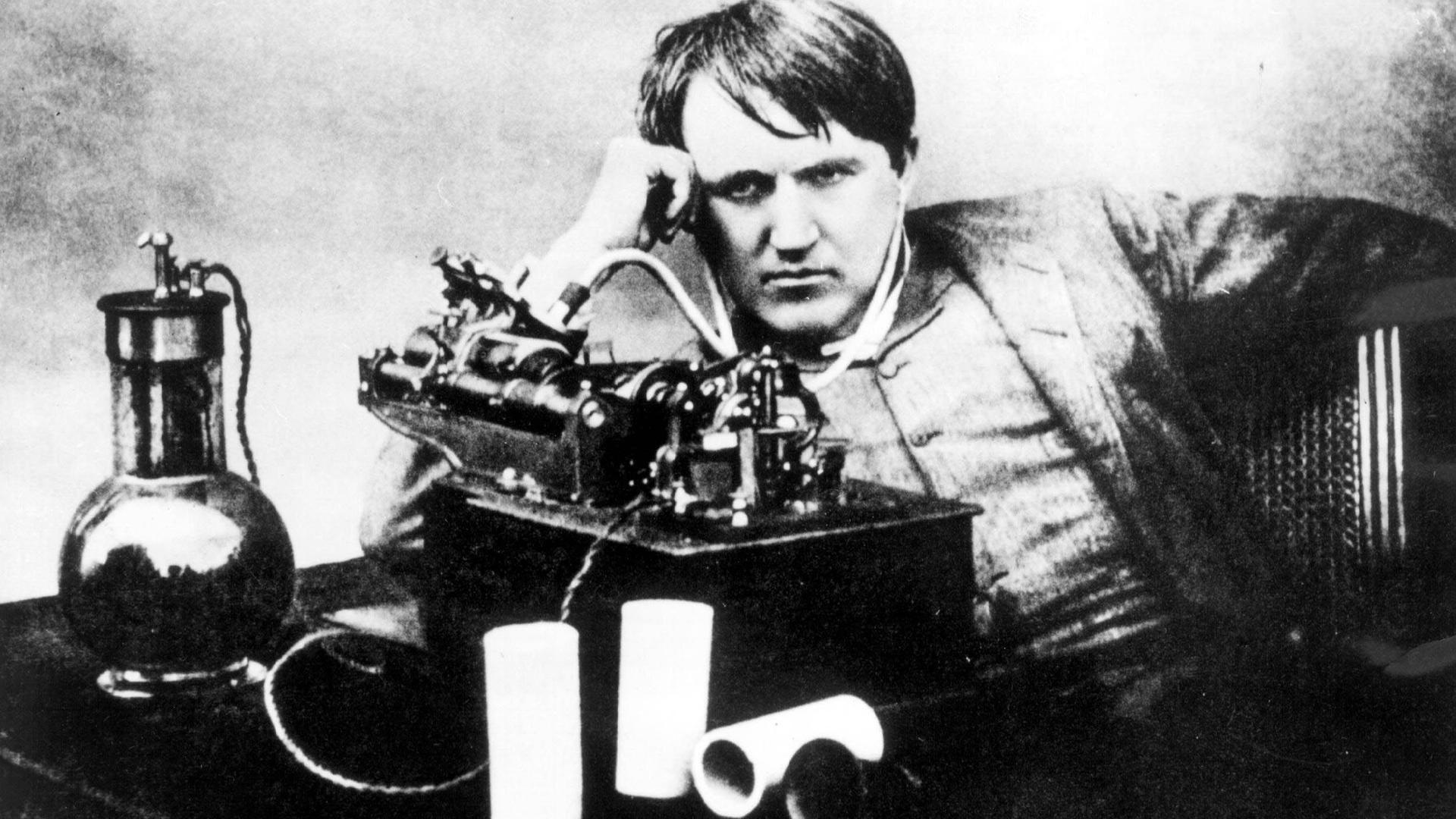 Thomas Edison, Spirit Animal