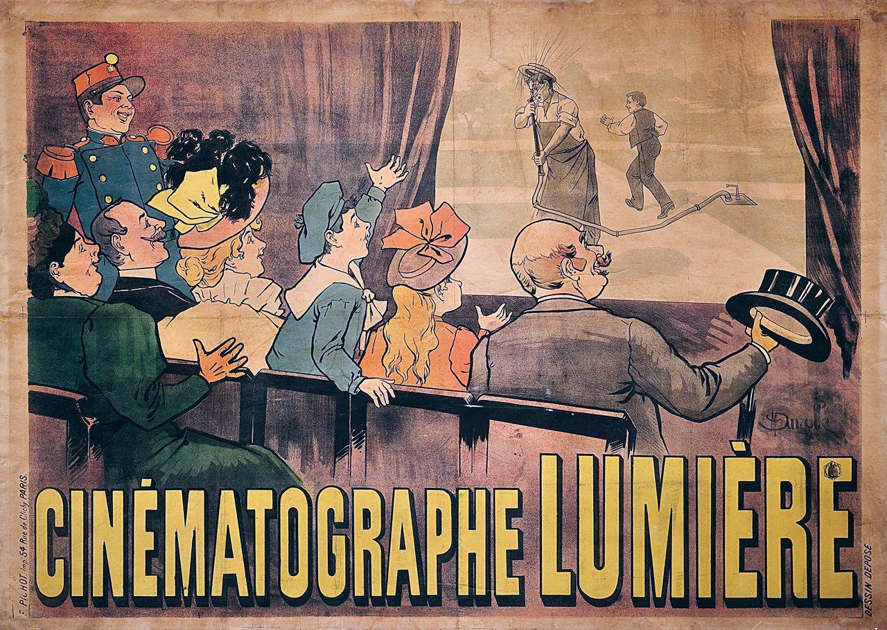 Lumière Poster