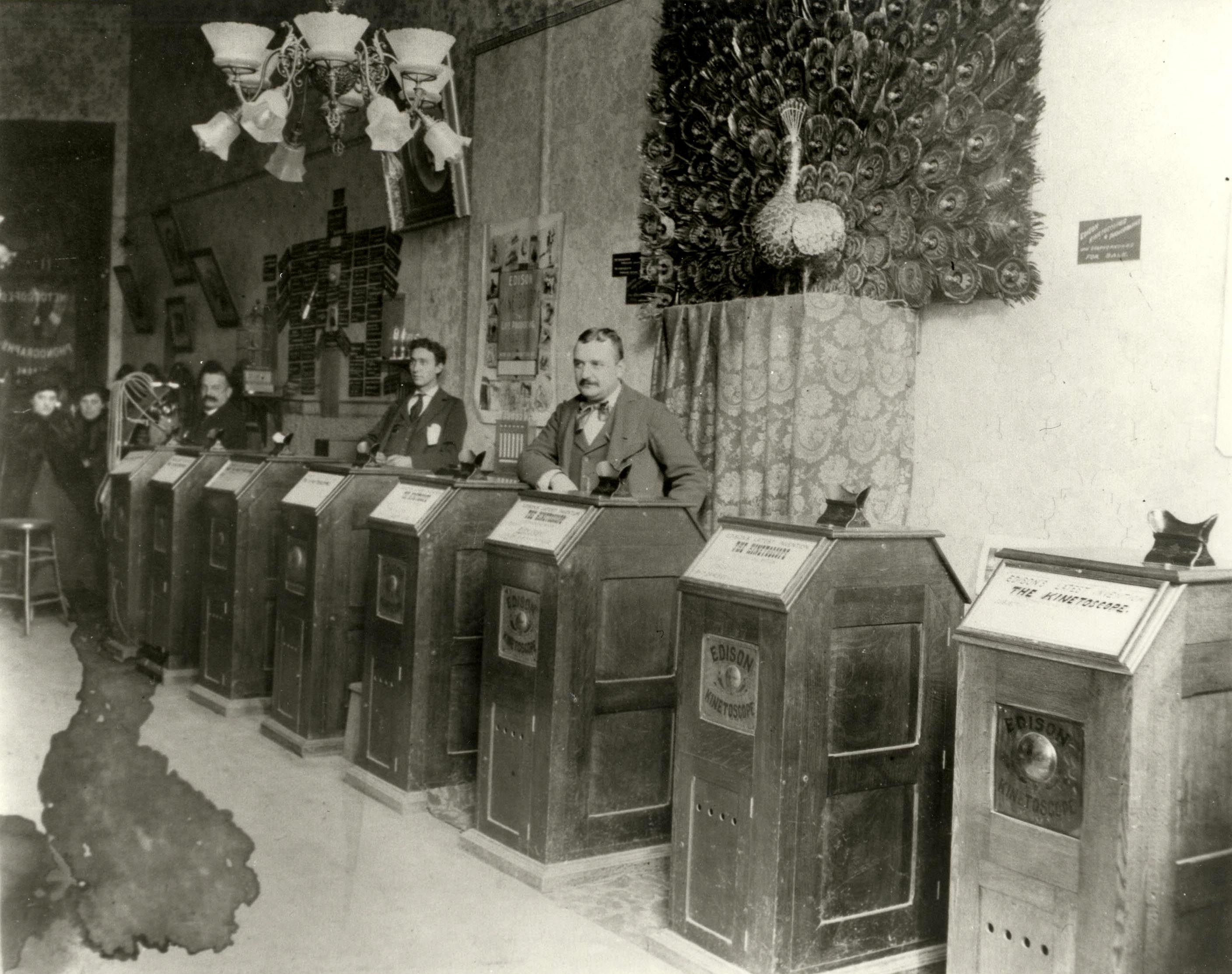 Kinetoscope Salon