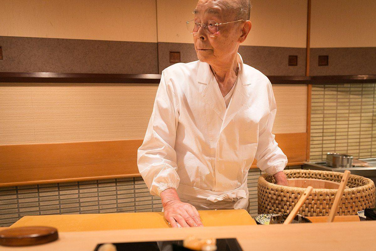 Jiro Ono, Wikipedia