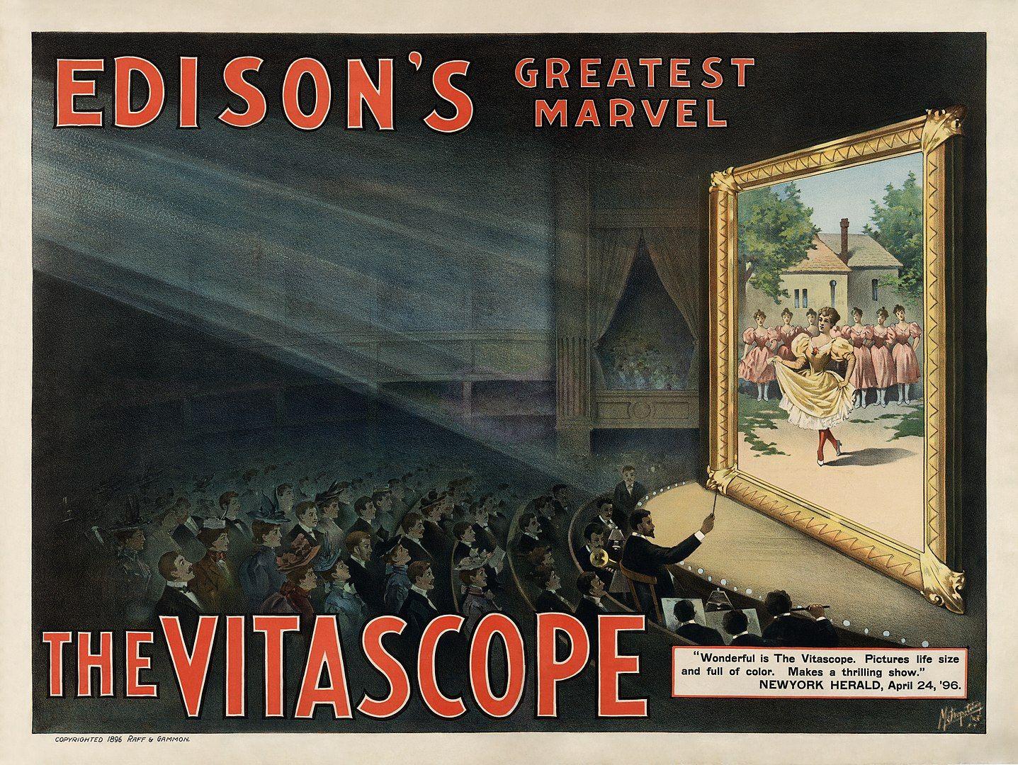 Edison Poster