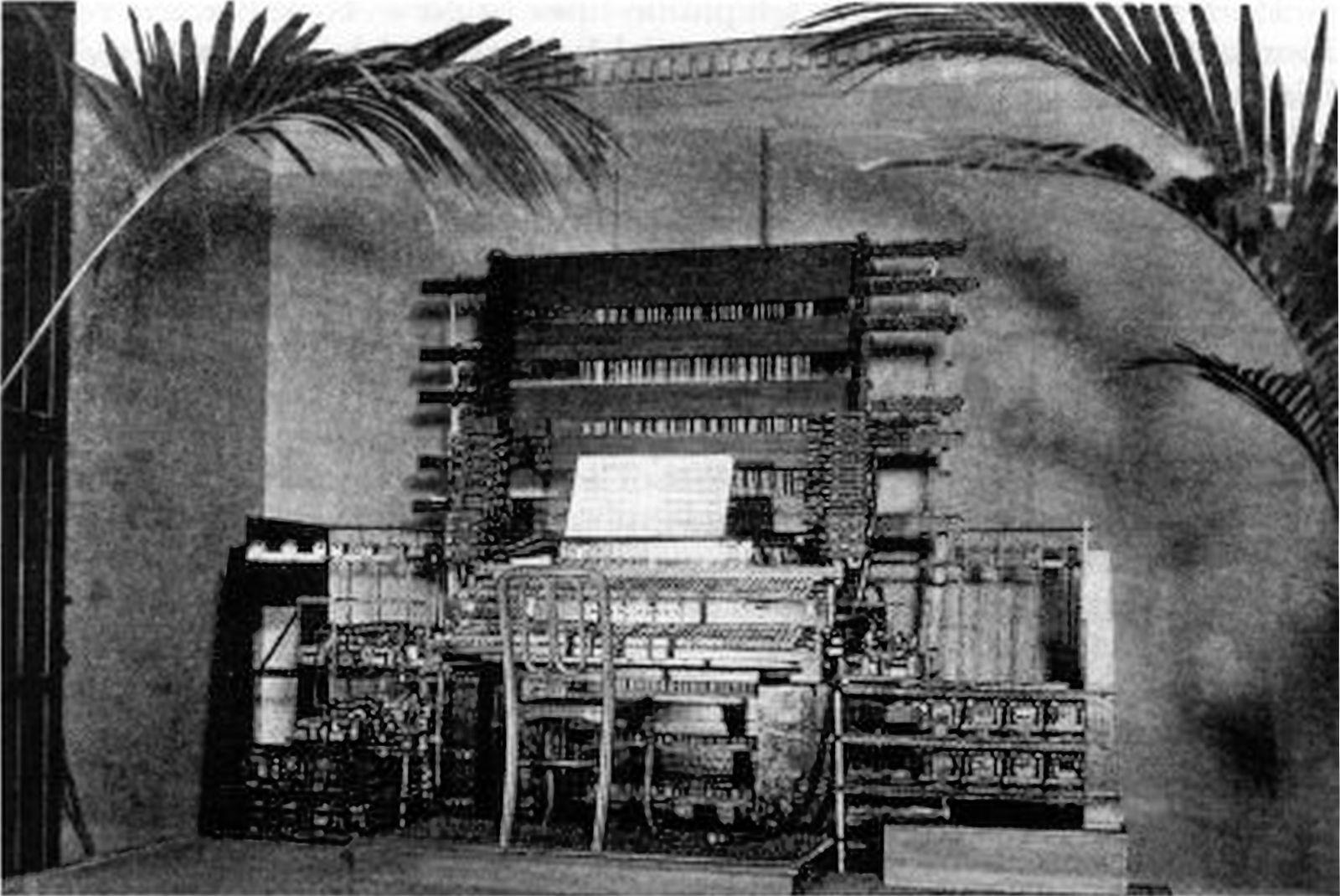Das Telharmonium, Wikipedia