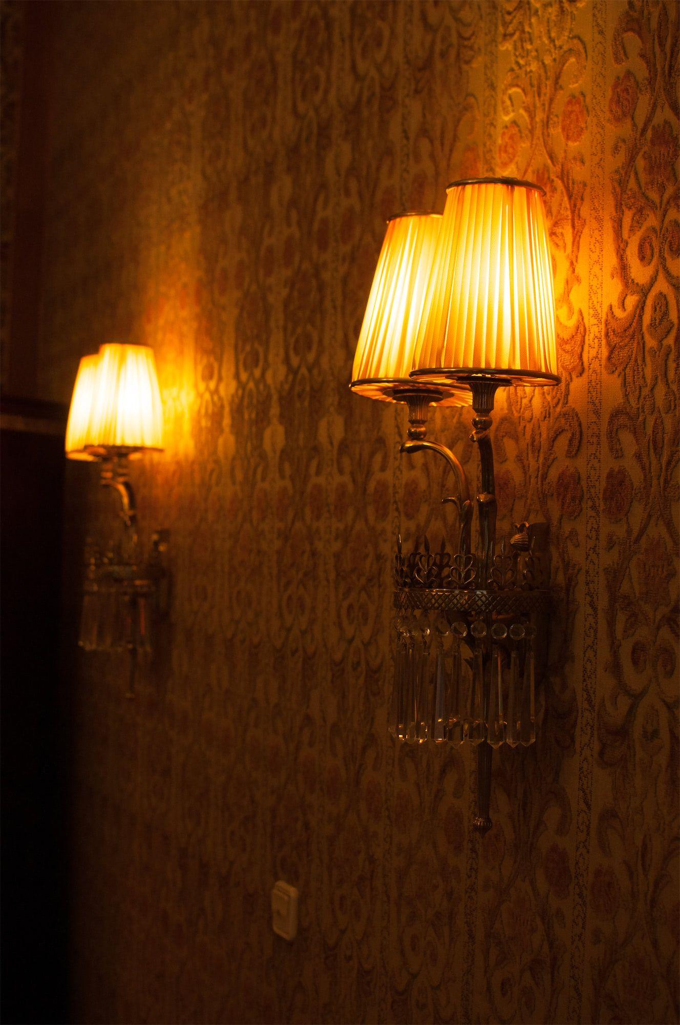 Russian Embassy Lamp