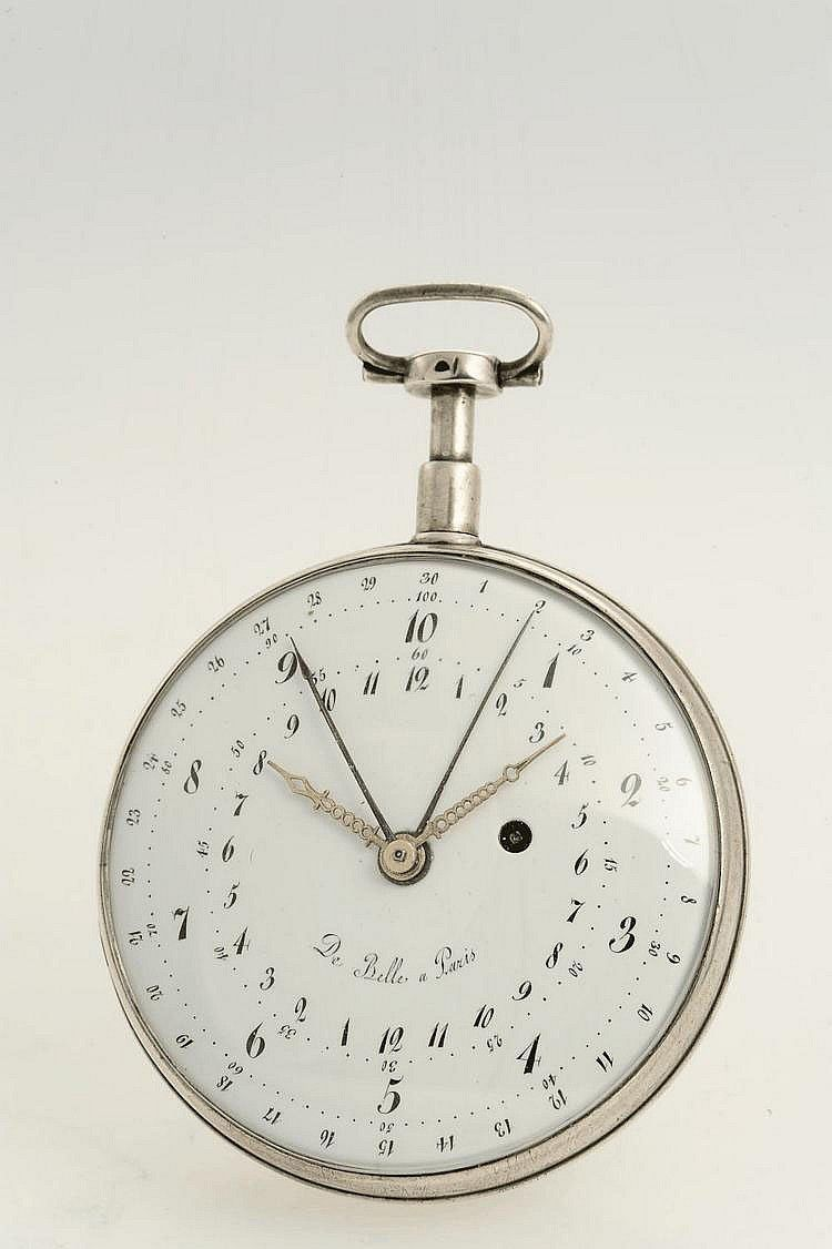A pocket watch from the time of the French Revolution