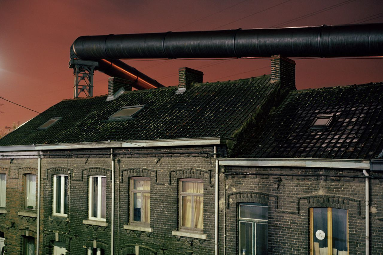 Del proyecto: 'La ciudad negra' de Giovanni Troilo