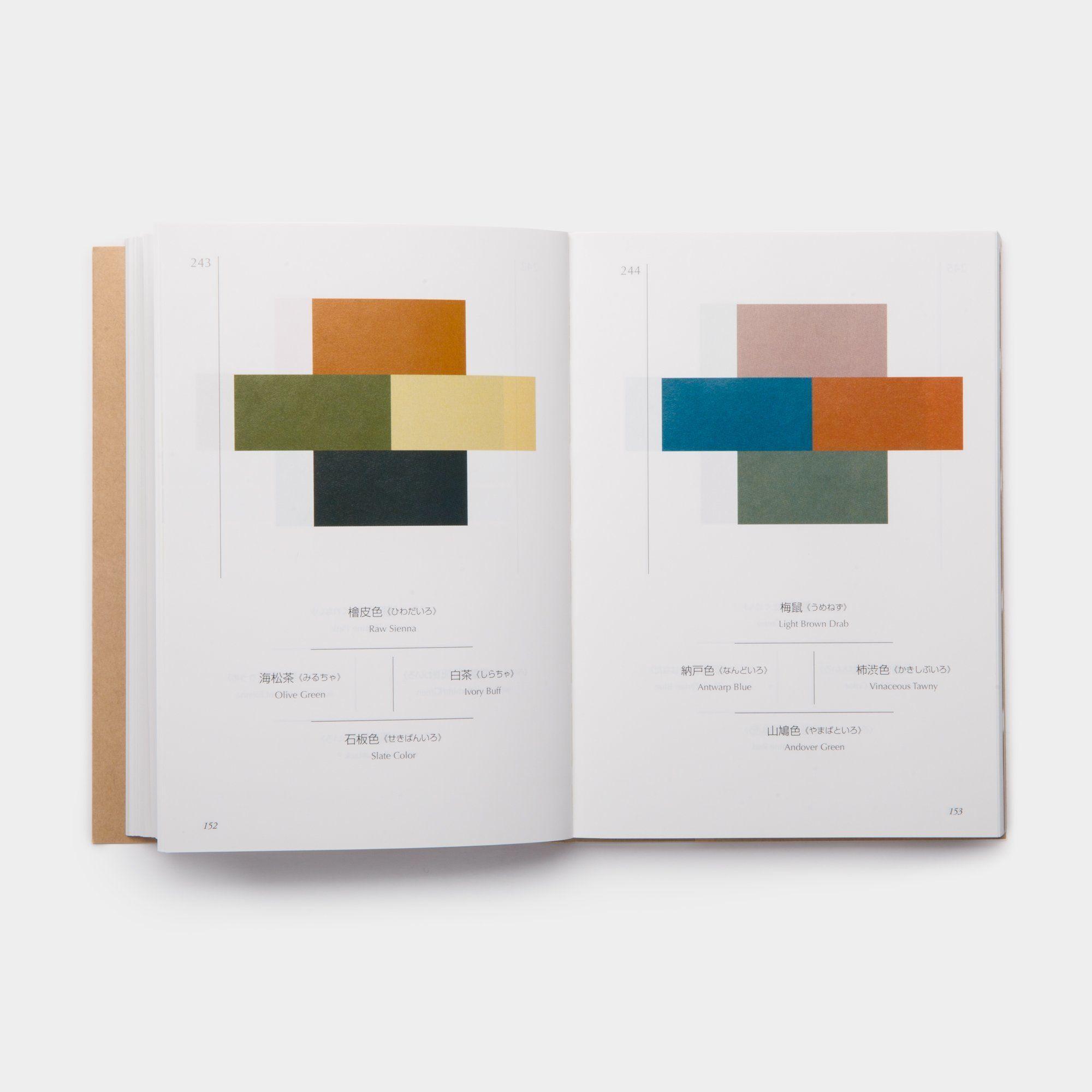 A Dictionary of Color Combinations de Sanzo Wada