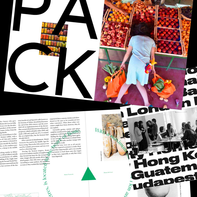 Trabajos de los alumnos del Programa Enfocado en Diseño Editorial