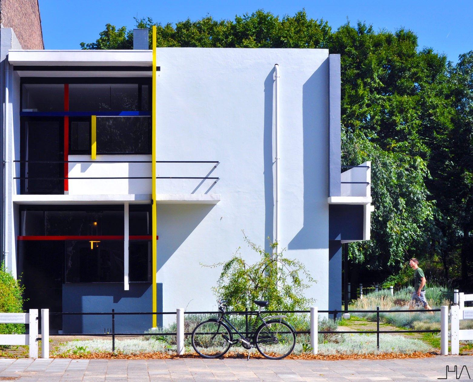 Casa Rietveld Schröder · Utrecht, Holanda