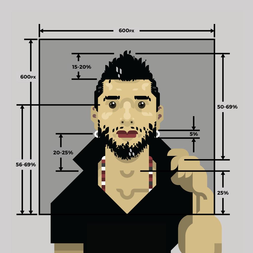 Green Card Self-Portrait
