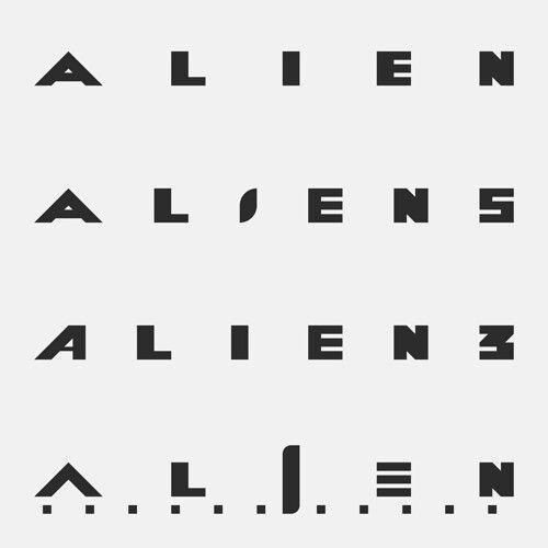 Alien Logos - Iconography by omarrr