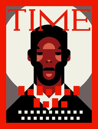 Iconic Magazine Cover #6 - An American Tragedy, Time 1994 by omarrr