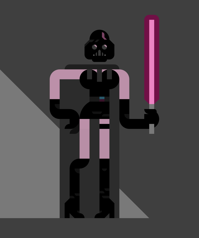 Femme-Wars-Darth-Vader
