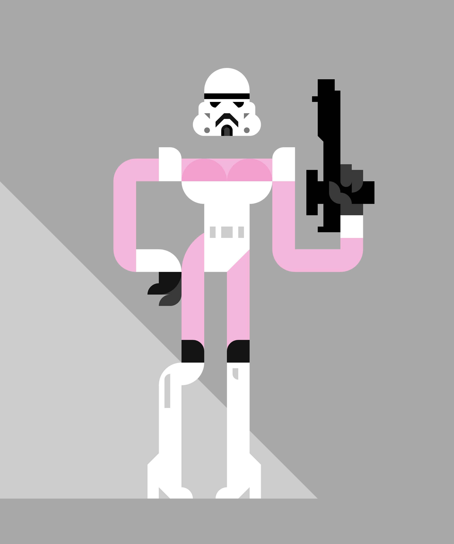 Femme-Wars-Storm-Trooper
