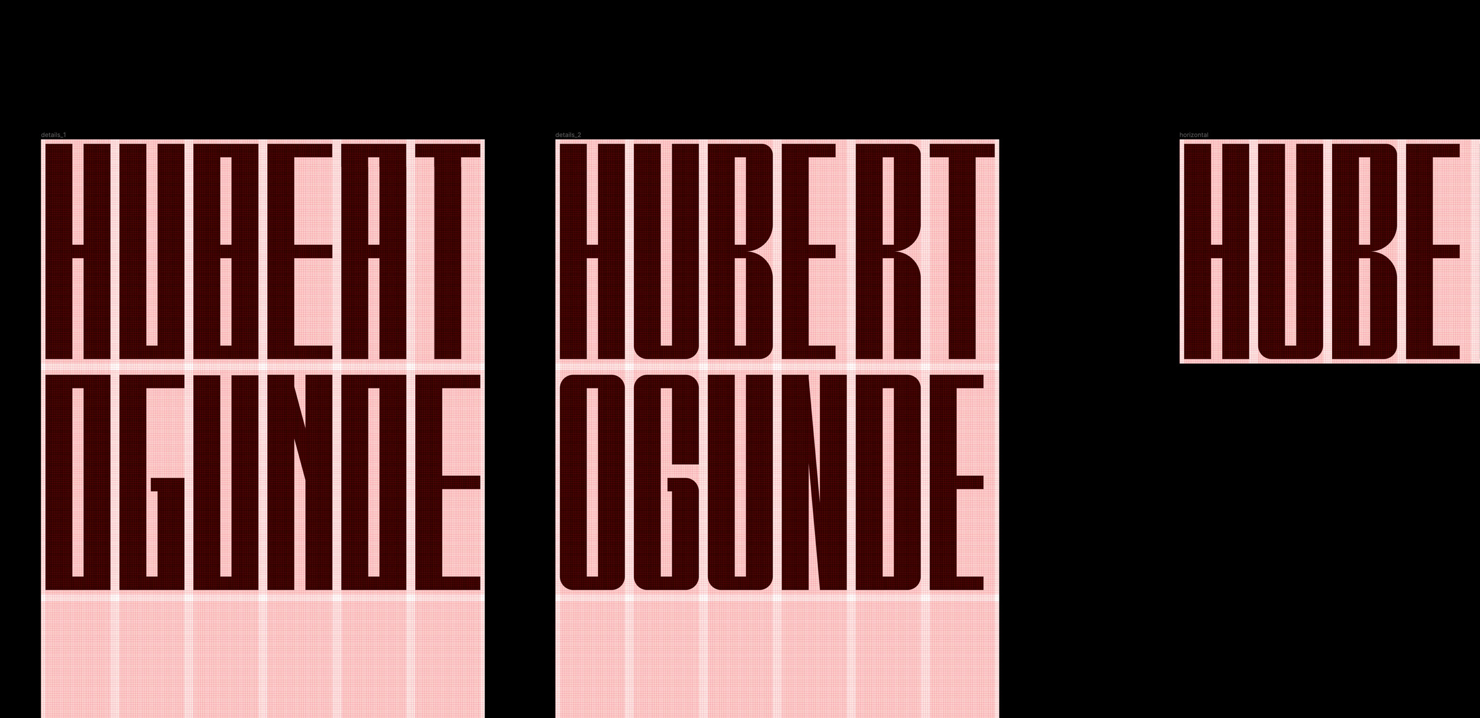 hubert type on grid