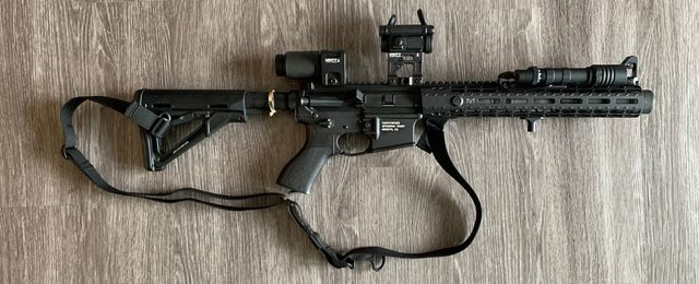 My .300 Blackout SBR