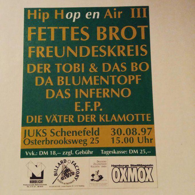 HipHop en Air