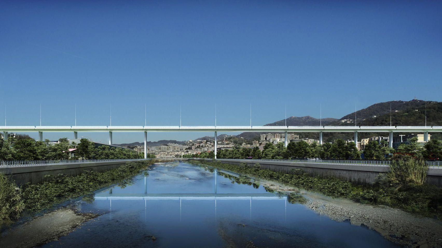 Renzo Piano Bridge