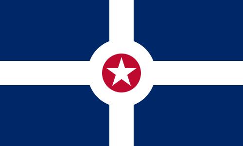 Indianapolis Flag - Wikimedia