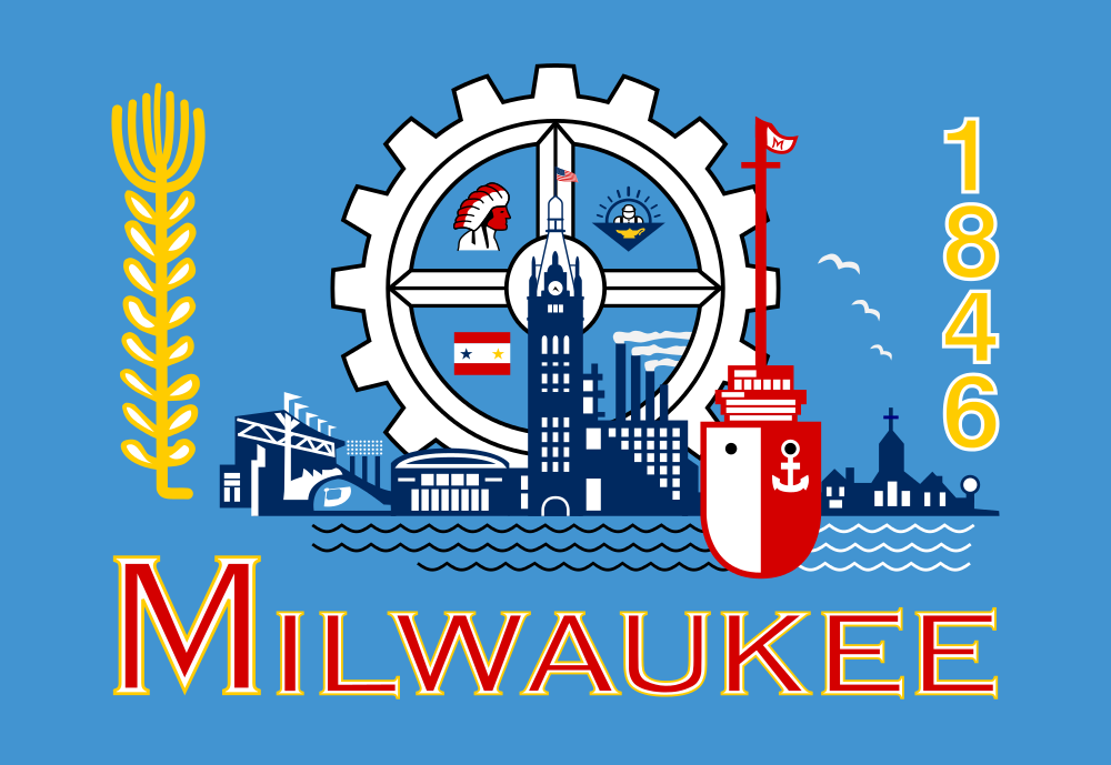 Milwaukee Flag - Wikimedia