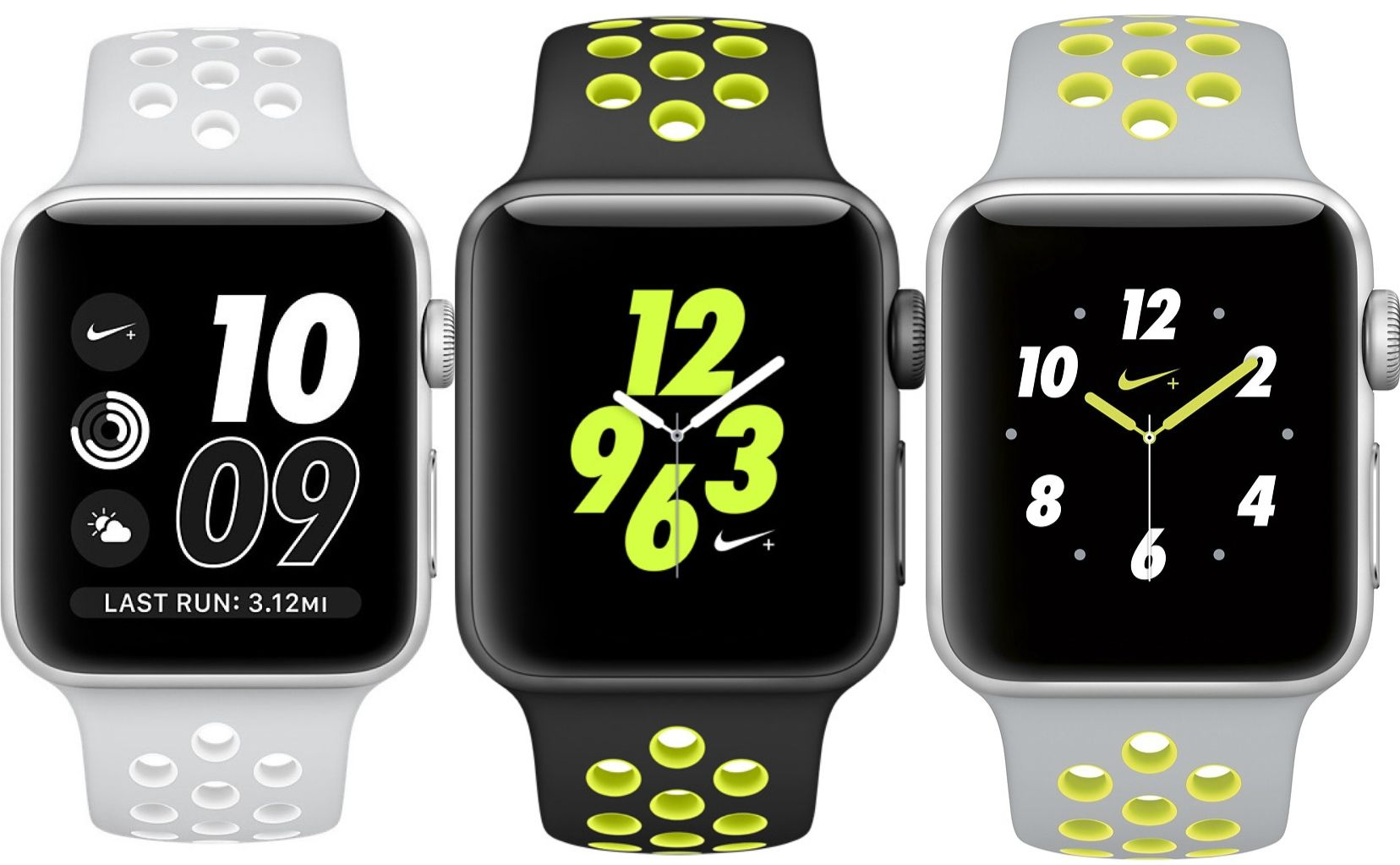 Nike+ Watchfaces